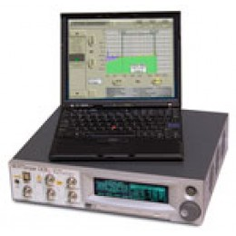 SyntheSys Research - DCRJ11000A Digital Communications Receiver with Jitter Analysis