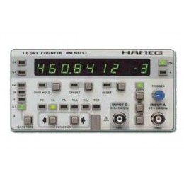 Hameg Instruments Frequency Counters