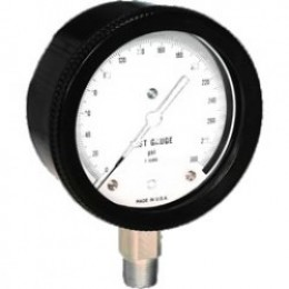 "Ametek - US Gauge 132249 4.5""Precision Test Gauge,600PSI 1/2""ANPT,Oxygen-cleaned"