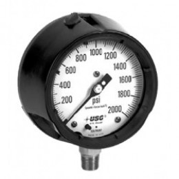 "Ametek - US Gauge 1981-150036X 4.5"" Process Gauge 6000 psi"