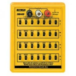Extech 380400 Resistance Substitution Box