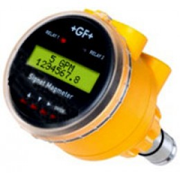 GF Signet 2551 Magmeter  Corrosion resistant insertion magmeter with optional display, accurate measurement even in dirty liquids