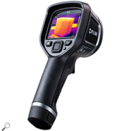 FLIR E5 Thermal Imaging Infrared Camera