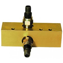 Flo-tech Quad Series Turbine Flow Sensor