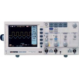 Digital Storage Oscilloscope, 60 Mhz 2-channel Color LCD Display