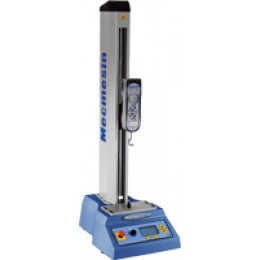 Mecmesin MultiTest-2.5d Motorized Test Stand 2500N/250kgf/550lbf load capacity, digital display of speed and displacement, 500mm (19.7 inch) crosshead travel