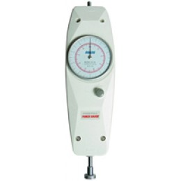 Mecmesin Analog Force Gauge Push pull force gauge for tension and compression tests up to 100lbf