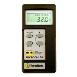 ThermoWorks 271-200 MicroCal Thermcouple Simulator, Type K