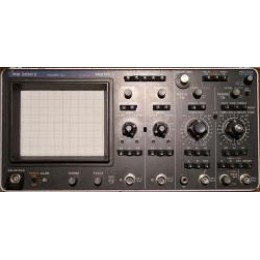 PHILLIPS PM3260E OSCILLOSCOPE, 100 MHZ, 2 CH.