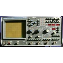 PHILLIPS PM3310 OSCILLOSCOPE, DIG. STRG., 0-60 MHZ, 50 MS/S