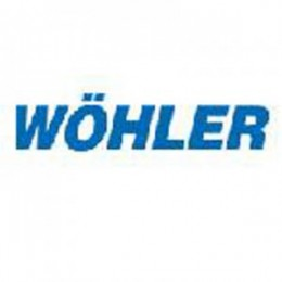Wohler 8711 Threaded Brush - Perlon 8 x 8 in Square