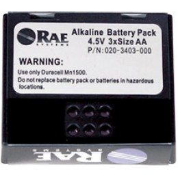 RAE Systems Alkaline Battery