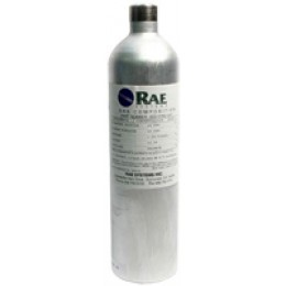 RAE Systems Calibration Gas