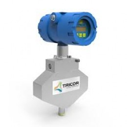 TRICOR Coriolis Mass Flow Meter TCM 0325 for Gases and Liquids