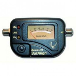 Digital Satellite Signal Strength Meter with Tone