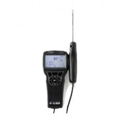 Thermal Anemometer with articulating probe, Model AVM430-A