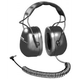 Headphones with Eardefenders for BC100
