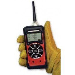 RKI Instruments 15625AN Leak Detector/Gas Meter, with Alkaline Battery