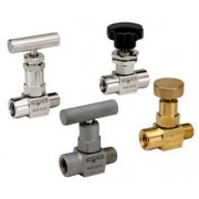 Soft Tip Mini Angle Valves-150 series