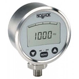 1000-750-2-6-ST8-RCP Digital Pressure Gauges-Noshok