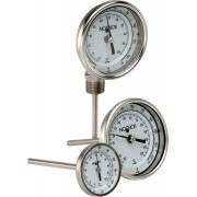100 Series Industrial Bimetal Thermometers