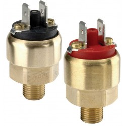 NOSHOK 100-2-1-15/150-4 1 NC Contact 1/8 NPT Spade Terminal Conn Low Pressure Mechanical Switch