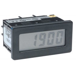 Noshok 1900C-2 Panel Meter, Red Back Lit, PS3 Power Supply