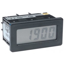 Noshok 1900C-1 Panel Meter-Postive image Reflective LCD Compact Loop-Powered Digital Indicators