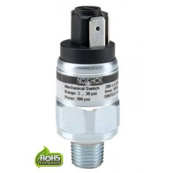 Mechanical Compact SPDT Switch-Noshok 200 series