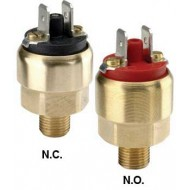 Noshok 100-1-1-15/150-4 1 Low Pressure 1/8 NPT -Miniature Low Pressure Mechanical Switch