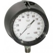Bottom Connection 4.5 Process DRY GAUGE
