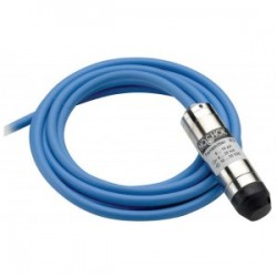 Noshok 612-10-1-1-W-50 4-20 mA, Submersible Transducer, Weighted Nose Cone, 50 ft PUR Cable