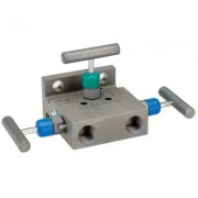 3-Valve Differential Pressure Manifold Valves