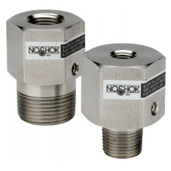 Noshok 20-02S-S-06 3/4 NPT MALE Front Flush, Non-Replaceable Diaphragm Seals