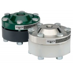 Noshok 30-04C-S-R-04C Standard & Elevated Pressure, Bolted, Non-Replaceable Diaphragm Seals