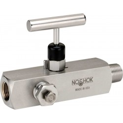Noshok 200 series Multiport Hard Seat Needle Valves