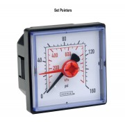 ABS Square Case Gauge-100 series