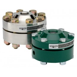 Noshok 30-04S-S-T-02S-2F 1/2 NPT Standard & Elevated Pressure, Bolted, Non-Replaceable Diaphragm Seals