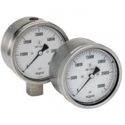 Extreme High Pressure Gauges All stainless Steel, Dry & Liquid Filled Gauges