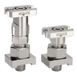 Noshok SZS1 Pair without Flange Adaptor;316 Stainless Steel