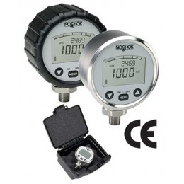 NOSHOK 1000-RCP 1000 Series Rubber Gauge Protecter bottom Connection